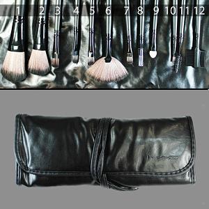 картинка Набор кистей для макияжа 12 шт. KMM-58 магазин Gumla.ru являющийся официальным дистрибьютором в России
