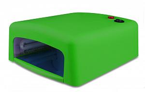 картинка Лампа УФ (36 Вт. Таймер: 2 режима) - Зеленая магазин Gumla.ru являющийся официальным дистрибьютором в России