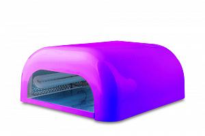 картинка Лампа УФ - Фиолетовая (36 Вт таймер в 2-х положен.) магазин Gumla.ru являющийся официальным дистрибьютором в России
