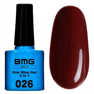 картинка BMG - ONE STEP (однофазный) 7,5 ml. 026 магазин Gumla.ru являющийся официальным дистрибьютором в России