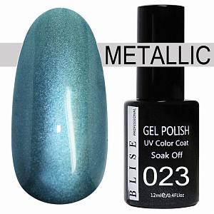 картинка Гель-лак BLISE METALLIС 23 магазин Gumla.ru являющийся официальным дистрибьютором в России