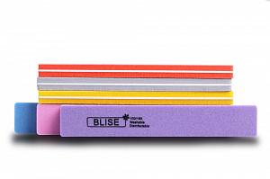 картинка Пилка BLISE прямая 100/180 в ассорт. магазин Gumla.ru являющийся официальным дистрибьютором в России