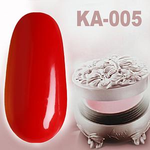 картинка KAGA - цветной гель. KA-005 магазин Gumla.ru являющийся официальным дистрибьютором в России