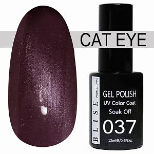 картинка Гель-лак BLISE CAT EYE 37 магазин Gumla.ru являющийся официальным дистрибьютором в России