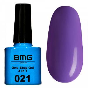 картинка BMG - ONE STEP (однофазный) 7,5 ml. 021 магазин Gumla.ru являющийся официальным дистрибьютором в России