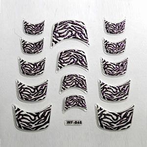 картинка Наклейки на ногти 46 магазин Gumla.ru являющийся официальным дистрибьютором в России