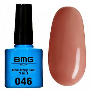 картинка BMG - ONE STEP (однофазный) 7,5 ml. 046 магазин Gumla.ru являющийся официальным дистрибьютором в России
