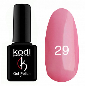 картинка Гель- лак Kodi - №029-Светло розовый с перламутром 8ml магазин Gumla.ru являющийся официальным дистрибьютором в России