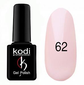 картинка Гель- лак Kodi - №062-Холодный бледно розовый 8ml магазин Gumla.ru являющийся официальным дистрибьютором в России