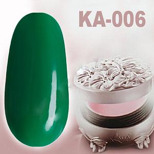 картинка KAGA Цв.гель KA-006 магазин Gumla.ru являющийся официальным дистрибьютором в России