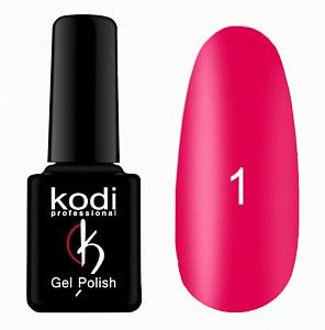 картинка Гель- лак Kodi - №001-Розовый 8ml магазин Gumla.ru являющийся официальным дистрибьютором в России