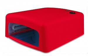 картинка Лампа УФ (36 Вт. Таймер: 2 режима) - Красная магазин Gumla.ru являющийся официальным дистрибьютором в России
