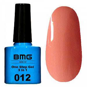 картинка BMG - ONE STEP (однофазный) 7,5 ml. 012 магазин Gumla.ru являющийся официальным дистрибьютором в России
