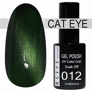 картинка Гель-лак BLISE CAT EYE 12 магазин Gumla.ru являющийся официальным дистрибьютором в России