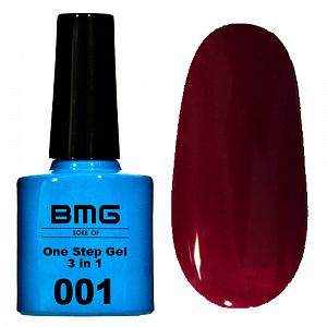 картинка BMG - ONE STEP (однофазный) 7,5 ml. 001 магазин Gumla.ru являющийся официальным дистрибьютором в России