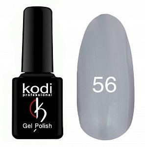 картинка Гель- лак Kodi - №056-Светло-серый с перламутром 8ml магазин Gumla.ru являющийся официальным дистрибьютором в России