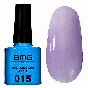 картинка BMG - ONE STEP (однофазный) 7,5 ml. 015 магазин Gumla.ru являющийся официальным дистрибьютором в России