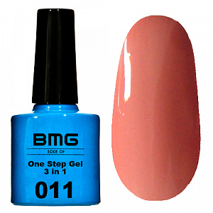 картинка BMG - ONE STEP (однофазный) 7,5 ml. 011 магазин Gumla.ru являющийся официальным дистрибьютором в России