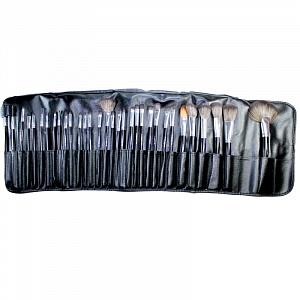 картинка Набор кистей для макияжа 32 шт. магазин Gumla.ru являющийся официальным дистрибьютором в России