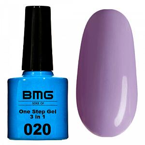 картинка BMG - ONE STEP (однофазный) 7,5 ml. 020 магазин Gumla.ru являющийся официальным дистрибьютором в России