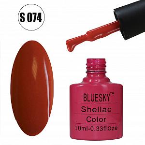 картинка Гель-лак BlueSky (серия S) 074 магазин Gumla.ru являющийся официальным дистрибьютором в России