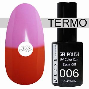 картинка Гель-лак BLISE TERMO 006 магазин Gumla.ru являющийся официальным дистрибьютором в России