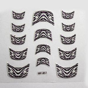 картинка Наклейки на ногти 51 магазин Gumla.ru являющийся официальным дистрибьютором в России