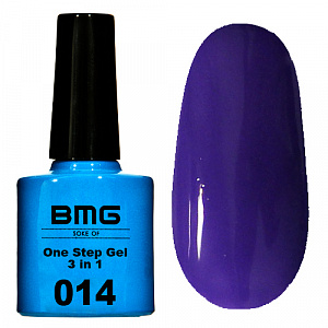 картинка BMG - ONE STEP (однофазный) 7,5 ml. 014 магазин Gumla.ru являющийся официальным дистрибьютором в России
