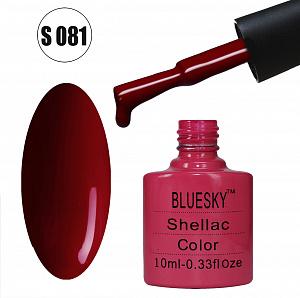 картинка Гель-лак BlueSky (серия S) 081 магазин Gumla.ru являющийся официальным дистрибьютором в России