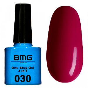 картинка BMG - ONE STEP (однофазный) 7,5 ml. 030 магазин Gumla.ru являющийся официальным дистрибьютором в России
