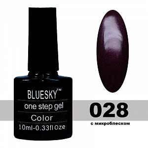 картинка Гель лак One Step Blue Sky (Однофазный) 028 магазин Gumla.ru являющийся официальным дистрибьютором в России