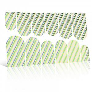 картинка Слайдер дизайн для ногтей 142 магазин Gumla.ru являющийся официальным дистрибьютором в России
