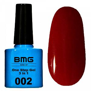 картинка BMG - ONE STEP (однофазный) 7,5 ml. 002 магазин Gumla.ru являющийся официальным дистрибьютором в России