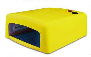 картинка Лампа УФ (36 Вт. Таймер: 2 режима) - Желтая магазин Gumla.ru являющийся официальным дистрибьютором в России