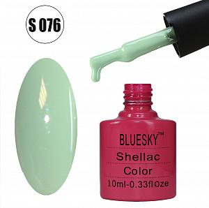 картинка Гель-лак BlueSky (серия S) 076 магазин Gumla.ru являющийся официальным дистрибьютором в России