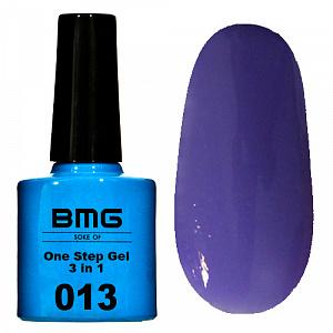 картинка BMG - ONE STEP (однофазный) 7,5 ml. 013 магазин Gumla.ru являющийся официальным дистрибьютором в России
