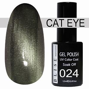 картинка Гель-лак BLISE CAT EYE 24 магазин Gumla.ru являющийся официальным дистрибьютором в России