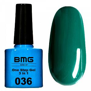 картинка BMG - ONE STEP (однофазный) 7,5 ml. 036 магазин Gumla.ru являющийся официальным дистрибьютором в России