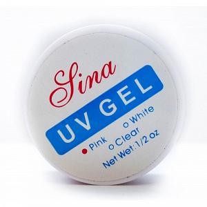картинка УФ гель белый магазин Gumla.ru являющийся официальным дистрибьютором в России