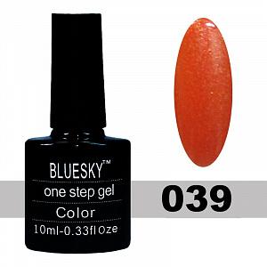 картинка Гель лак One Step Blue Sky (Однофазный) 039 магазин Gumla.ru являющийся официальным дистрибьютором в России