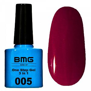 картинка BMG - ONE STEP (однофазный) 7,5 ml. 005 магазин Gumla.ru являющийся официальным дистрибьютором в России