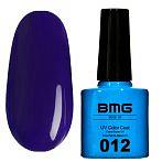 картинка Гель-лак BMG - Глубоко фиолетово синий, чернильный магазин Gumla.ru являющийся официальным дистрибьютором в России