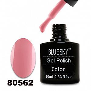 картинка Гель лак  Bluesky 80562-Нежно-розовый магазин Gumla.ru являющийся официальным дистрибьютором в России