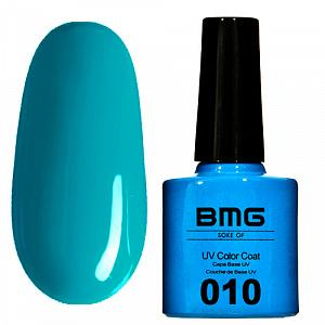 картинка Гель-лак BMG – Бирюзово синий магазин Gumla.ru являющийся официальным дистрибьютором в России