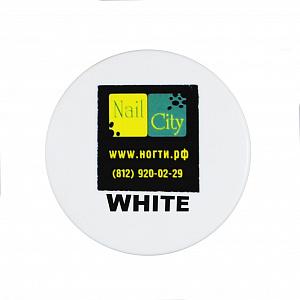 картинка UV-гель (Белый) 20 гр. магазин Gumla.ru являющийся официальным дистрибьютором в России
