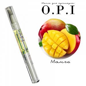 """картинка """"OPI""""- Масло для кутикулы  ( манго) магазин Gumla.ru являющийся официальным дистрибьютором в России"""