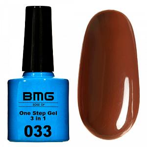 картинка BMG - ONE STEP (однофазный) 7,5 ml. 033 магазин Gumla.ru являющийся официальным дистрибьютором в России