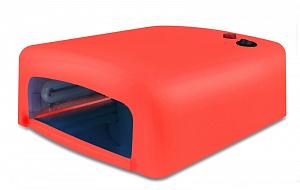 картинка Лампа УФ (36 Вт. Таймер: 2 режима) - Оранжевая магазин Gumla.ru являющийся официальным дистрибьютором в России