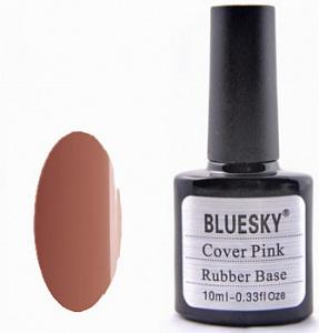картинка BlueSky - Каучуковое базовое покрытие Cover pink #02 магазин Gumla.ru являющийся официальным дистрибьютором в России