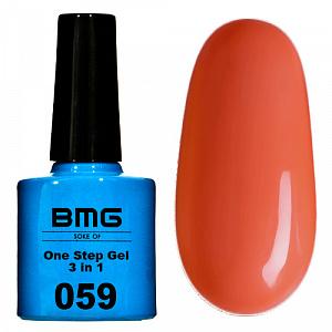 картинка BMG - ONE STEP (однофазный) 7,5 ml. 059 магазин Gumla.ru являющийся официальным дистрибьютором в России